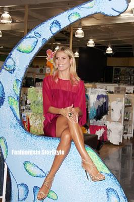 Heidi KlumSEP12091502