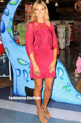 Heidi KlumSEP12091501